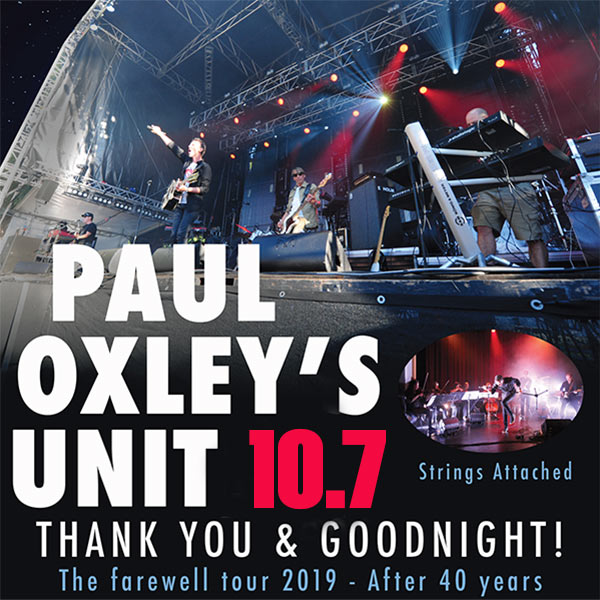 Paul Oxley's Unit